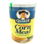 Quaker Yellow Corn Meal  - 680g